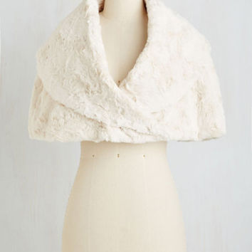 Short Length Song and Elegance Capelet