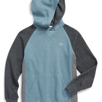 Boy's Billabong 'Balance' Colorblock Hoodie,