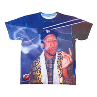 LEFT BRAIN SMOKE RINGS TEE – Odd Future