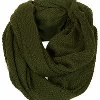 Basket Stitch Snood