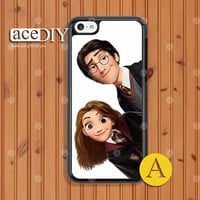 Disney Tangled, Harry Potter iPhone 5c case, Phone cases, iPhone 5c case, Case For iPhone, Skins, Cover Skin --C51098