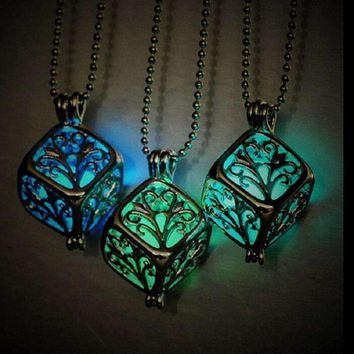 Free Earth Spirit Glow Necklace