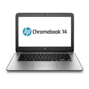 HP 14 G4 Chromebook Intel Celeron N2940 1.83GHz 4GB 32GB SSD WebCam 14 Chrome OS T4M34UT#ABA