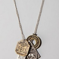 Many Coin Necklace