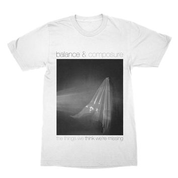 Balance And Composure Ghost White : NSR0 : MerchNOW - Your Favorite Band Merch, Music and More