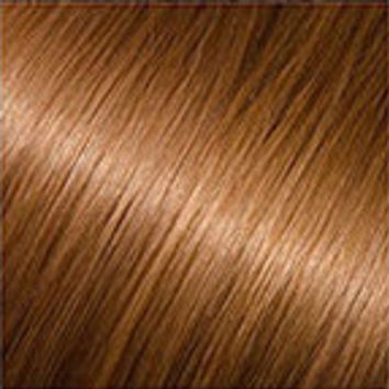 #8 Light Brown Brown Clip In Hair Extensions