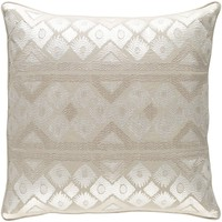 Morowa Throw Pillow Brown, Neutral