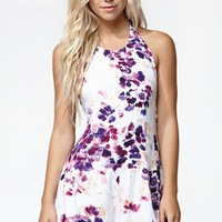 Some Days Lovin Lonely Floral Romper at PacSun.com