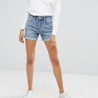 Weekday Boyfriend Shorts at asos.com