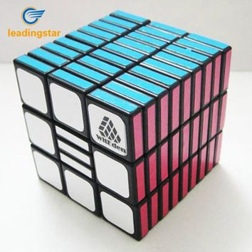 LeadingStar 3x3x9 Professional Speed Puzzle Cubes Cubo Magico Brain Teaser IQ Fully Functional Magic Cube Toys For Children zk35