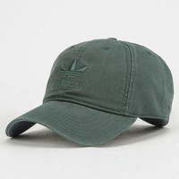 ADIDAS Originals Relaxed Plus Green Womens Strapback Hat