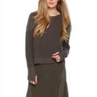 Go>Silk Go Thermal Sweater | ShopAmbience