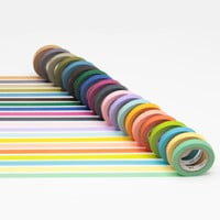 Masking Tape MT - Boxed Set of 20 - Colours (Thin)