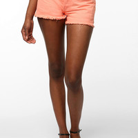 Urban Renewal Levis Jean Short Short - Orange