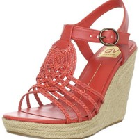 DV by Dolce Vita Women's Merrit Wedge Espadrille