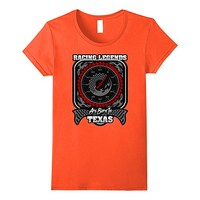 Racing Legends are Born in Texas T-Shirt