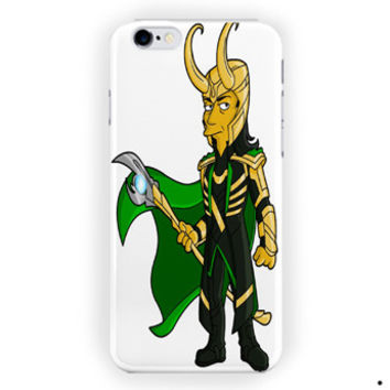 Avengers Movies Simpsons Styles For iPhone 6 / 6 Plus Case