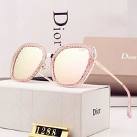 Dior Trending Women Men Summer Shades Eyeglasses Glasses Sunglasses I