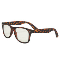 Clear Lens Tortoise Glasses | Wet Seal