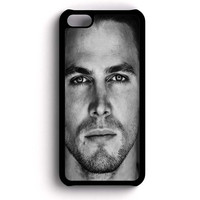 Stephen Amell Oliver Queen Arrow iPhone 5c case