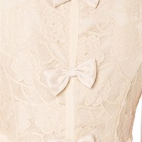 Beaux Art and Bows Lace Dress - Natural from Sunday Afternoon at Lucky 21 Lucky 21