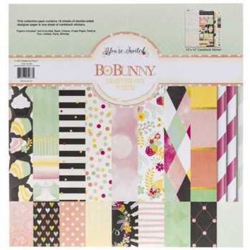 """12"""" x 12"""" You're Invited Page Kit 
