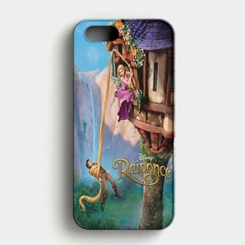 Tangled Rapunzel Punk Love Pierce The Veil iPhone SE Case