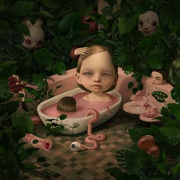 Sleep Party People - Lingering Pt. Ii - (Pink, Limited Edition) (Vinyl)