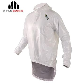 LANCE SOBIKE  Men's Bike Bicycle Cycle Raincoat Gear