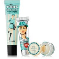 PORE SCORE! ''Complexion Set For Pores & Under-Eyes''