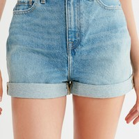 BDG Mom High-Rise Denim Short – Indigo | Urban Outfitters
