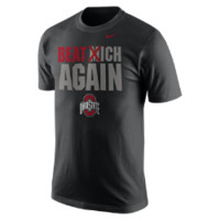 Nike College Rivalry (Ohio State) Men's T-Shirt