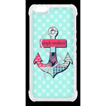 Simply Southern Anchor Patch iPhone 6 Case