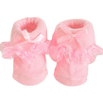 Princess Bowknots Socks
