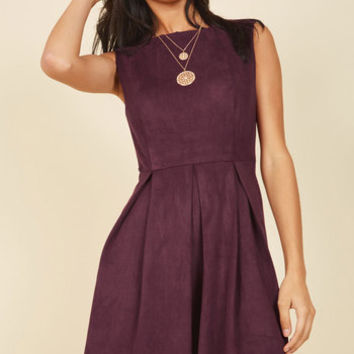 Spin Me Right Renowned Mini Dress | Mod Retro Vintage Dresses | ModCloth.com