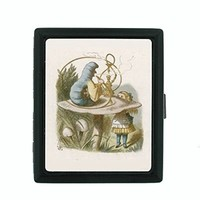 Alice In Wonderland Tenniel Hookah Cigarette Case D-283