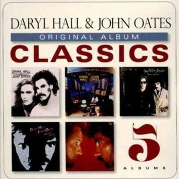 LMFCY2 ORIGINAL ALBUM CLASSICS:HALL & OATES