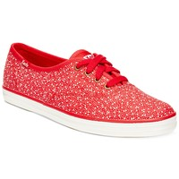 Keds Women's Champion Seltzer Dot Oxford Sneakers