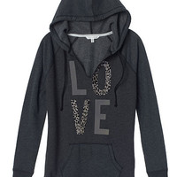Hooded Tunic - Fleece - Victoria's Secret