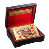 Playing Cards: Gold Foiled