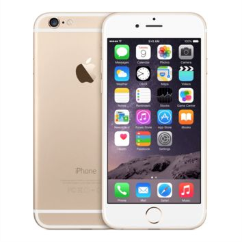 Refurbished iPhone 6 Plus Gold AT&T 128GB (MGAR2LL/A) (A1522)