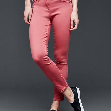 Gap Women Modern Stretch Skinny Crop Khakis