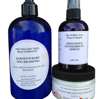 Pampered Pooch Spa Bundle
