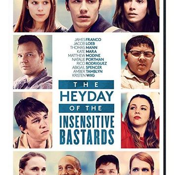 James Franco & Kate Mara & Various-The Heyday of the Insensitive Bastards