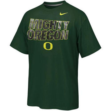 Nike Oregon Ducks Swagger T-Shirt - Green