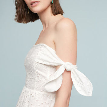 Concerta Off-The-Shoulder Dress