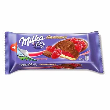 Milka Choco Dessert Raspberry Jelly Cookies 5.2 oz. (147g)