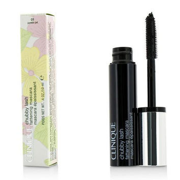 Clinique Chubby Lash Fattening Mascara - #01 Jumbo Jet --10ml-0.4oz By Clinique