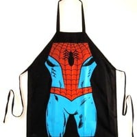 Spider Man Apron - Spider Suit