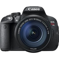 Canon - EOS Rebel T5i 18.0-MP Digital SLR Camera Kit with 18-135mm Lens